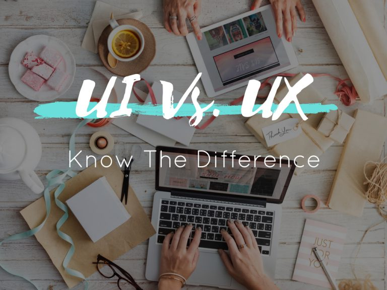 User Interface Ui Vs User Experience Ux Know The Difference Invictus Studio Blog