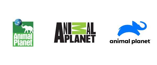 Animal planet logo design fail