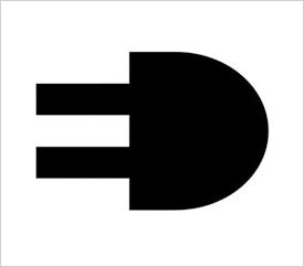 ElettroDomestici - a classic example of the modern logo